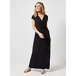 Dorothy Perkins - Petite Black Maxi Dress