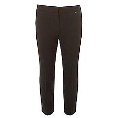 Dorothy Perkins - Petite black slim leg naples trousers