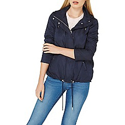 Dorothy Perkins - Navy soft tech mac