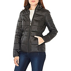 Dorothy Perkins - Black puffer jacket