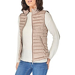 Dorothy Perkins - Oyster pack puffer gilet