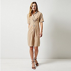 Dorothy Perkins - Stone Knot Front Dress