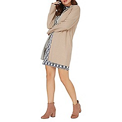 Dorothy Perkins - Cream knitted jacket