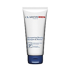 Clarins - 'ClarinsMen' shampoo and shower 200ml