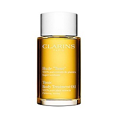 Clarins - Tonic Body Treatment Oil ''firming and toning'' 100ml