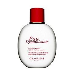 Clarins - 'Eau Dynamisante' moisturising body lotion 250ml