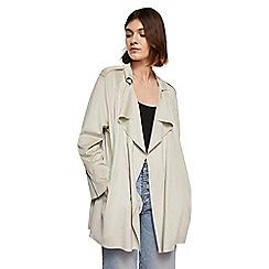Mango - Off white 'Guardasu' jacket