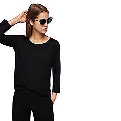 Mango - Black 'Saco' t-shirt