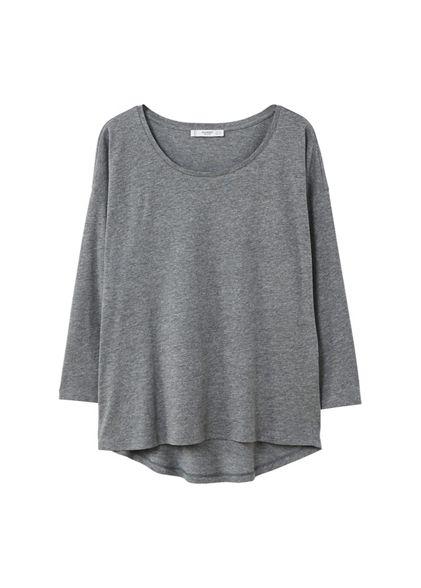 'Saco' Mango Grey t shirt t 'Saco' Grey t Mango Mango Grey shirt 'Saco' qaUn6xHAw4
