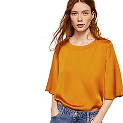 Mango - Yellow 'Chemsu' top
