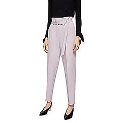 Mango - Pale pink 'Manuli' trousers
