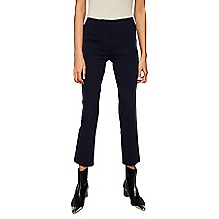 Mango - Navy 'Sidney' trousers