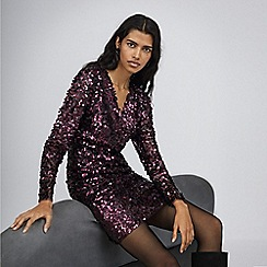 Mango - Sequined Dress