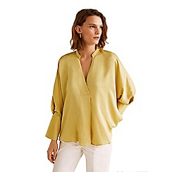 37555225c74e42 Long sleeves - Mango - Party   going out tops - Women