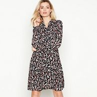 49bc5ffa8e Dorothy Perkins Maternity Red Floral and Mix Match Print Wrap Dress ...