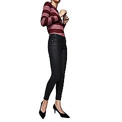 Mango - Black 'Belle' skinny jeans