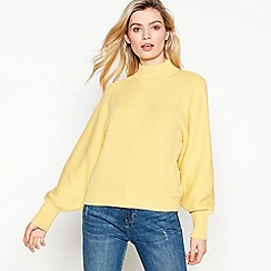 Vila - Yellow 'Vienna' Jumper
