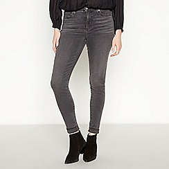 Levi's - Grey Mid Wash '310 Shaping' Skinny Jeans