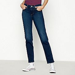Levi's - Blue Mid Wash '312' Shaping Slim Fit Jeans