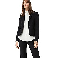 Mango - Black 'Boreal' suit jacket