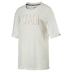 Puma - Women's Fusion elongated t-shirt