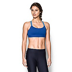Under Armour - Blue 'Eclipse' non-padded non-wired sports bra