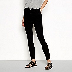 Noisy May - Black skinny 'Lucy' jeans