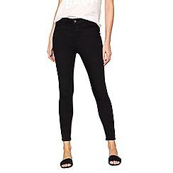 Noisy may - Black 'Lexi' super skinny jeans