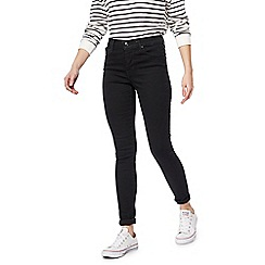 Levi's - Black '310' shaping super skinny jeans