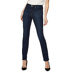 Levi's - Dark blue '312' slim shaping jeans