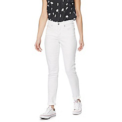 Levi's - White '311' shaping skinny jeans