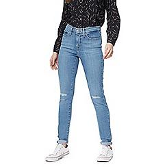 Levi's - Light blue '311' shaping skinny jeans
