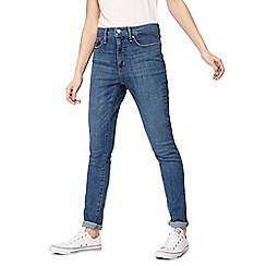 Levi's - Blue '311' shaping skinny jeans
