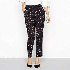 Vila - Black 'Suale' trousers