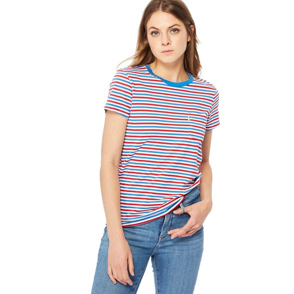 Levi's shirt shirt t Levi's striped striped t Red Levi's Red 4XTwqqz