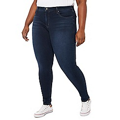 396f2d716e5 Levi s - Dark blue dark wash  310  shaping plus size super skinny jeans