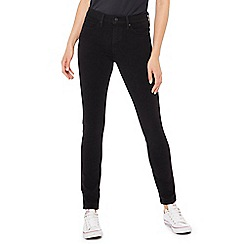 Levi's - Black '311' skinny shaping jeans