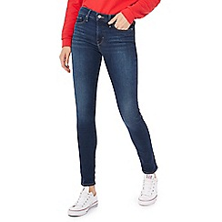 Levi's - Blue mid wash '311 shaping skinny' jeans