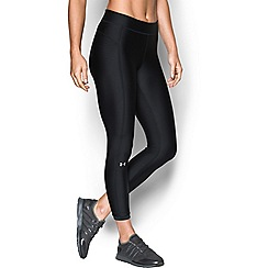 Under Armour - Black cropped leggings