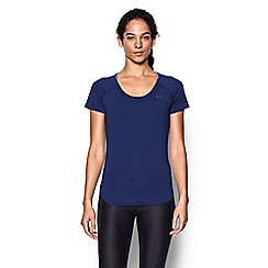 Under Armour - Purple 'CoolSwitch' t-shirt