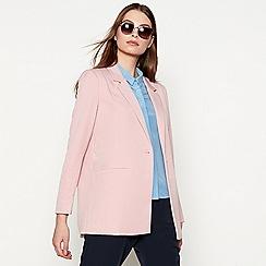 Minimum - Pink 'Tara' blazer
