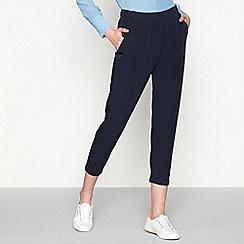 Minimum - Blue 'Sofja' tapered leg trousers