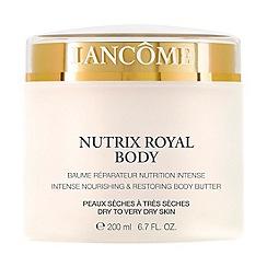 Lancôme - 'Nutrix Royal' body butter 200ml