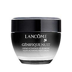 Lancôme - 'Génifique' youth activating night cream 50ml