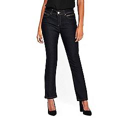 Wallis - Petite indigo harper jeans