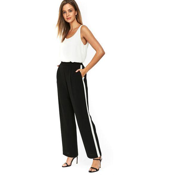 trousers wide Petite wide stripe Wallis stripe Petite Wallis trousers Wallis wide stripe Petite Petite trousers wide Wallis frxfp