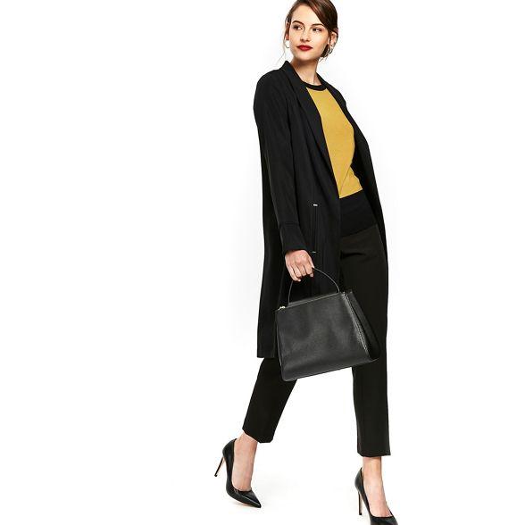 Petite duster black jacket jacket Petite Wallis Wallis black duster qEO0Pg