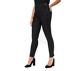 Wallis - Petites demi high rise jeans