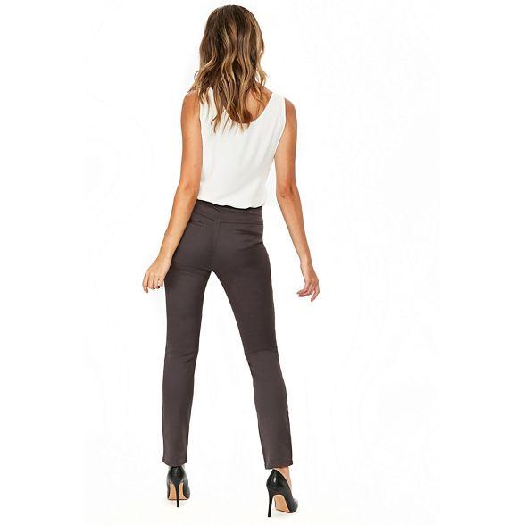 grey Wallis trousers side Petite zip rPWnP5q