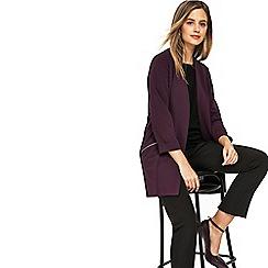 Purple Coats Amp Jackets Women Debenhams
